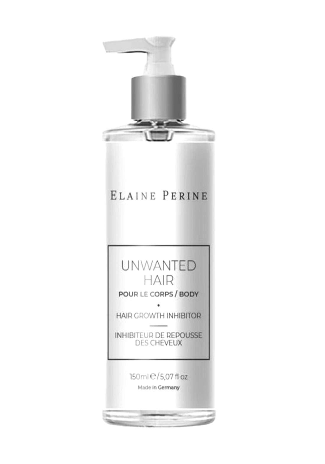 Elaine Perine Unwanted Hair Body 150ml لوشن طبي لتقليل نمو شعر الجسم
