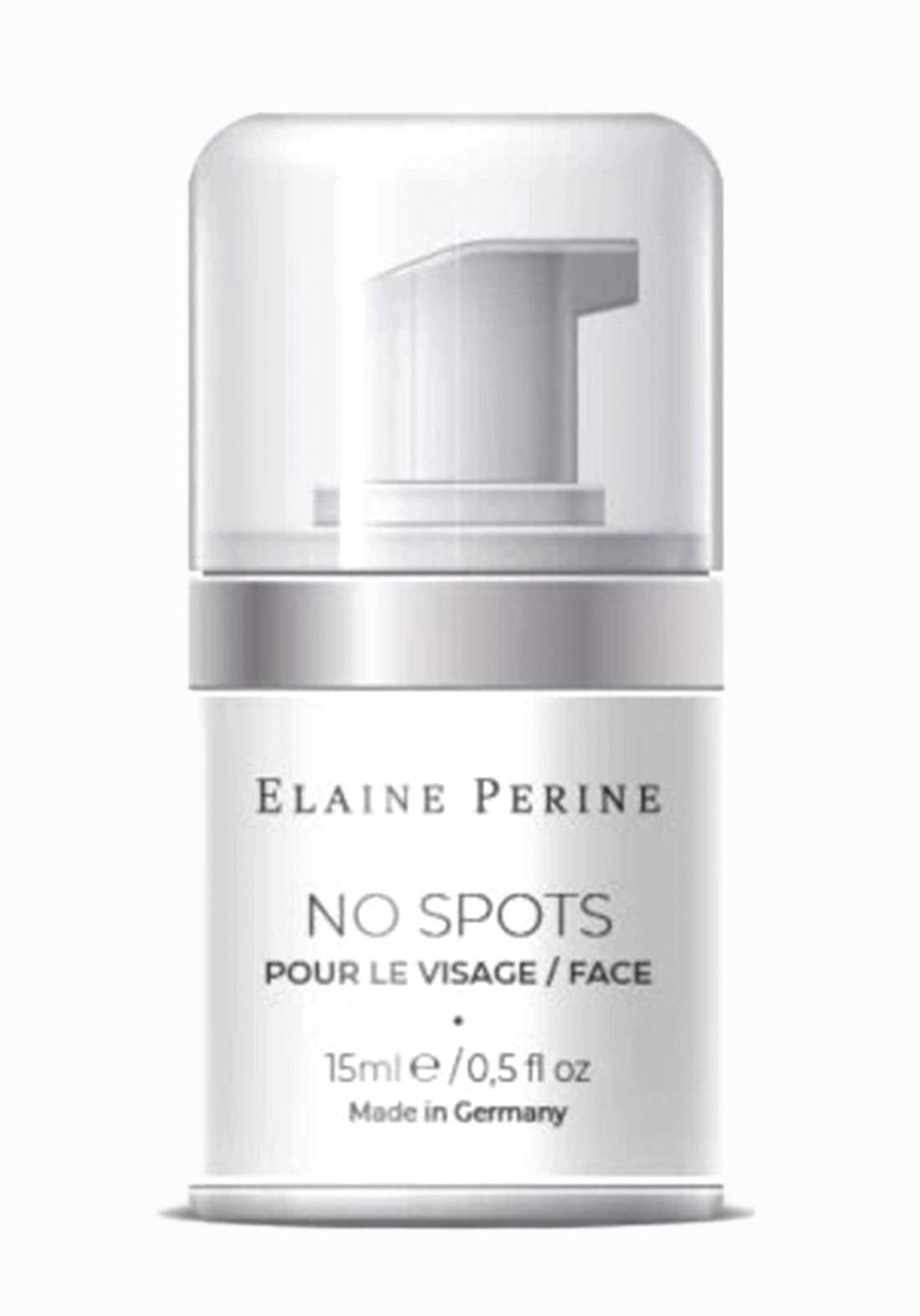 Elaine Perine No Spots 15ml كريم طبي لتوحيد لون البشرة