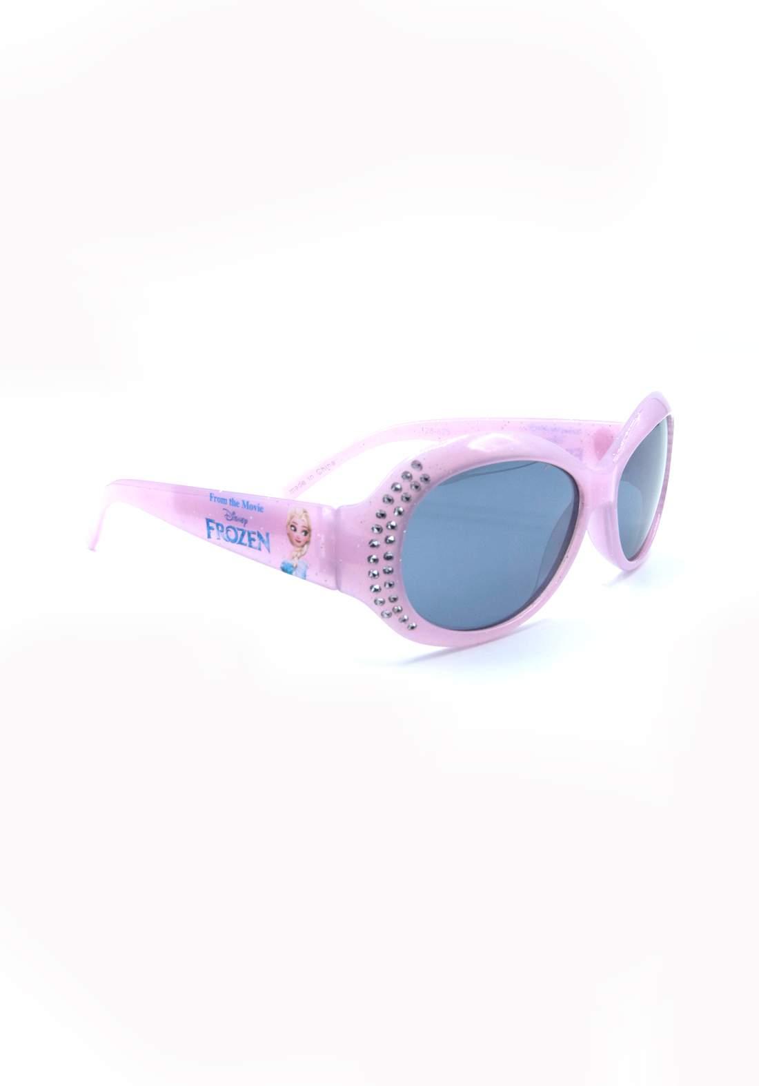 نظارة شمسية للاطفال بأطار بنفسجي اللون