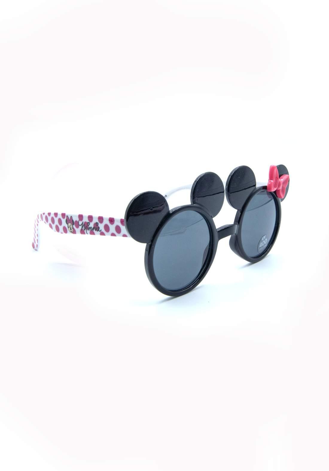 نظارة شمسية للاطفال بأطار اسود اللون