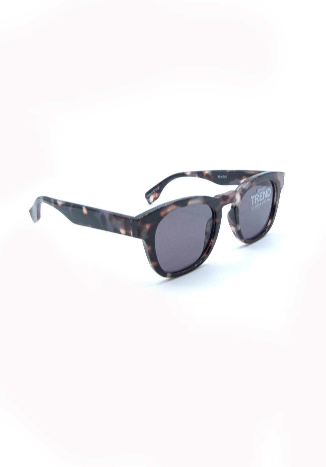 نظارة شمسية نسائية بأطار اسود اللون