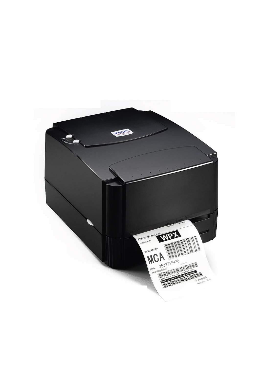TSC TTP-244 Pro Barcode Label Printer - Black طابعة باركود