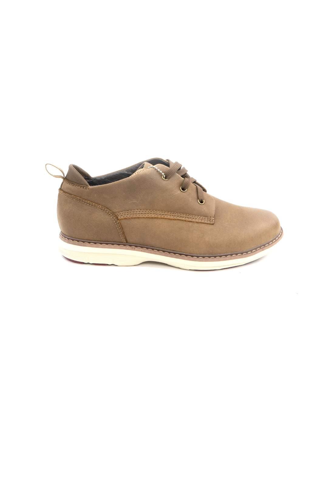 حذاء رجالي بيجي اللون من Carwil