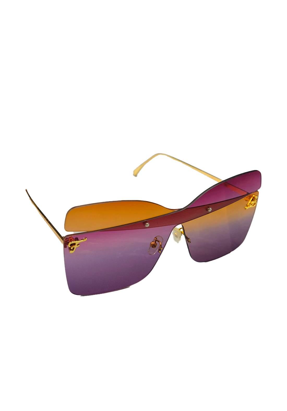 نظارات شمسية نسائية متعددة الالوان