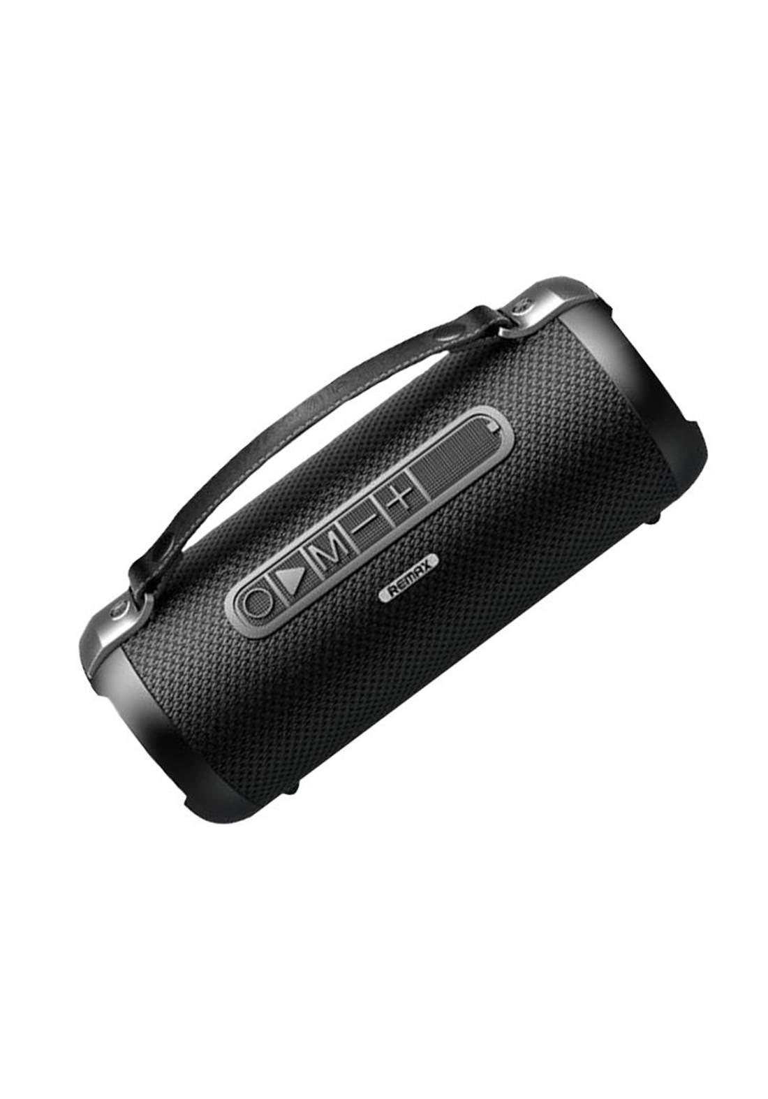 Remax RB-M43 Bluetooth speaker - Black سبيكر