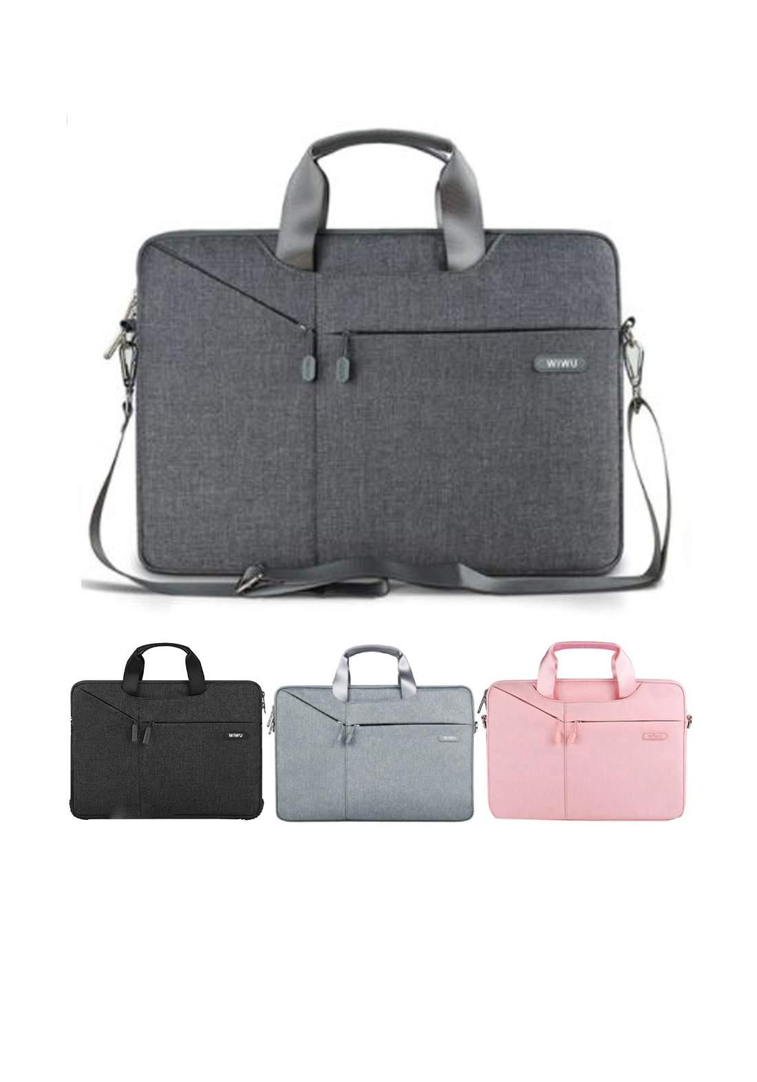 WIWU Waterproof Laptop Bag حقيبة لابتوب