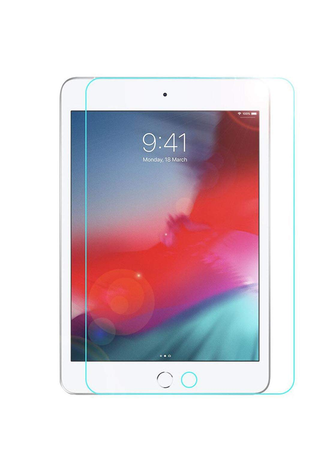 Tempered Glass Screen Protector IPad Air Front Clear واقي شاشة