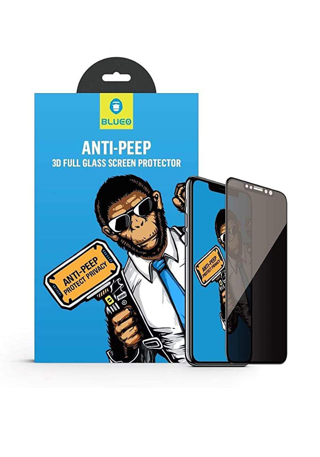 Blueo Tempered Glass Screen Protector واقي شاشة