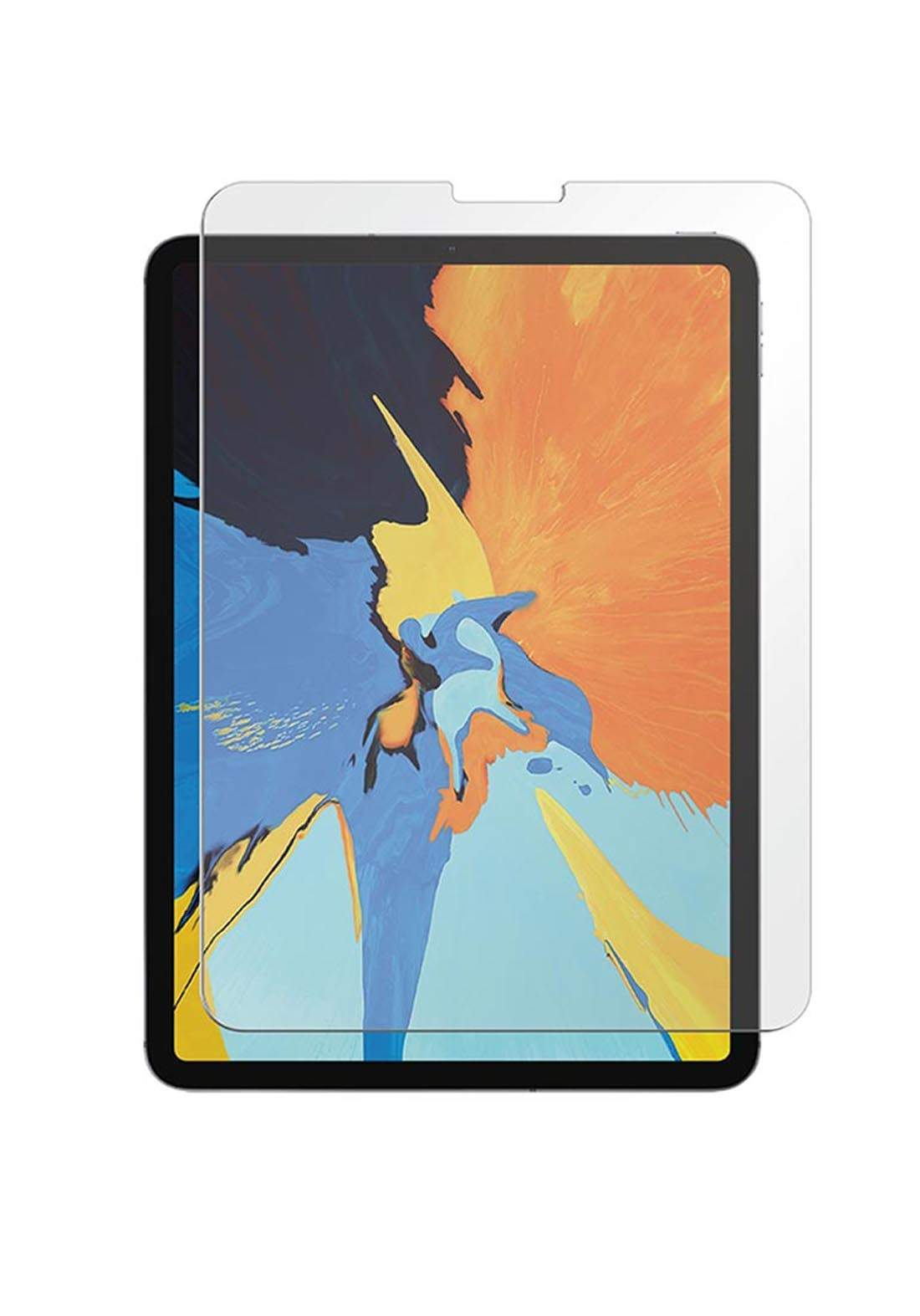Tempered Glass Screen Protector For iPad Pro 11 واقي شاشة