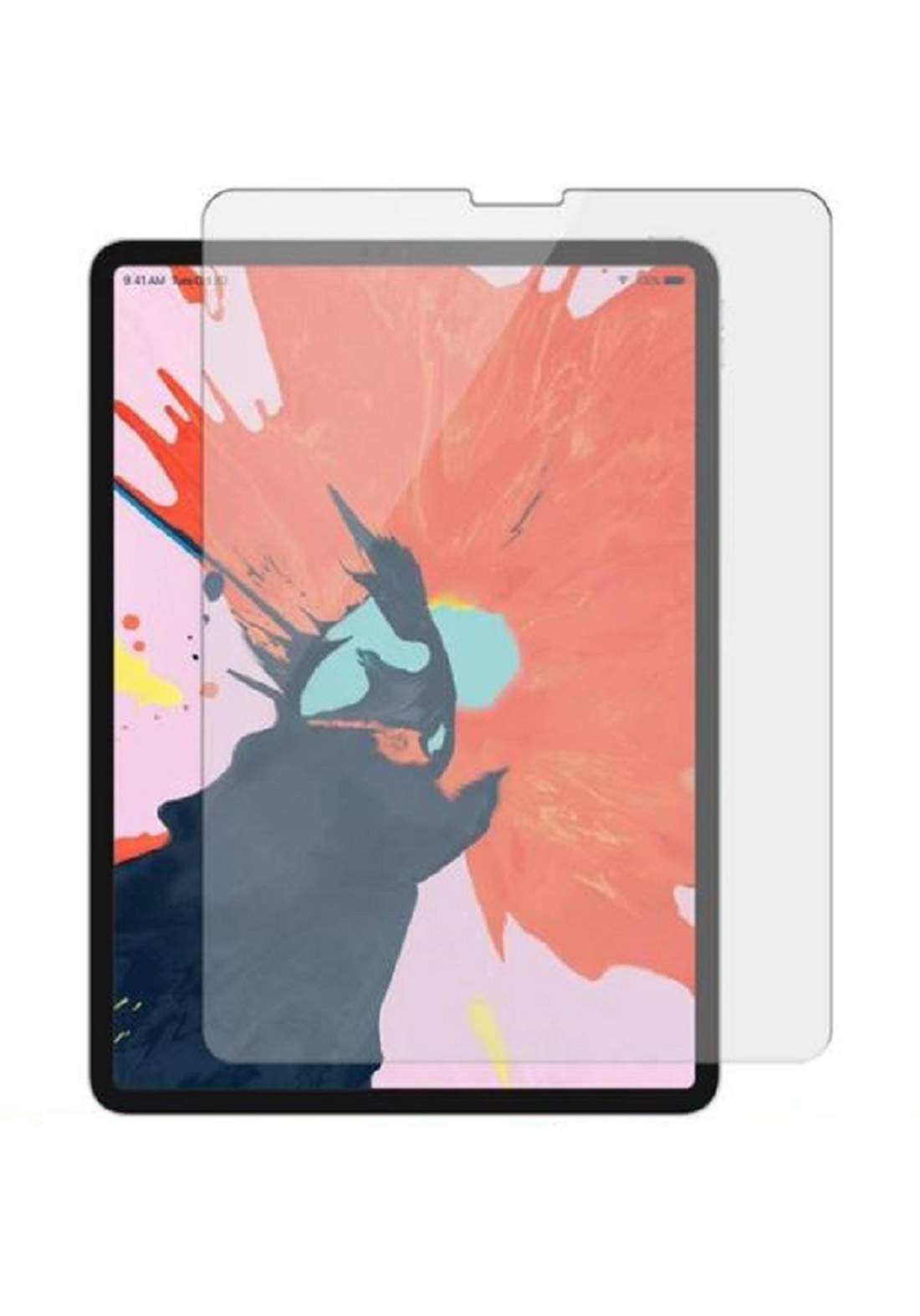 Tempered Glass Screen Protector For iPad Pro 12.9-inch واقي شاشة