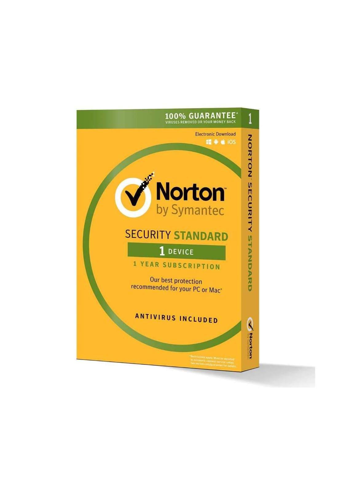 Norton Internet Security Standard Antivirus