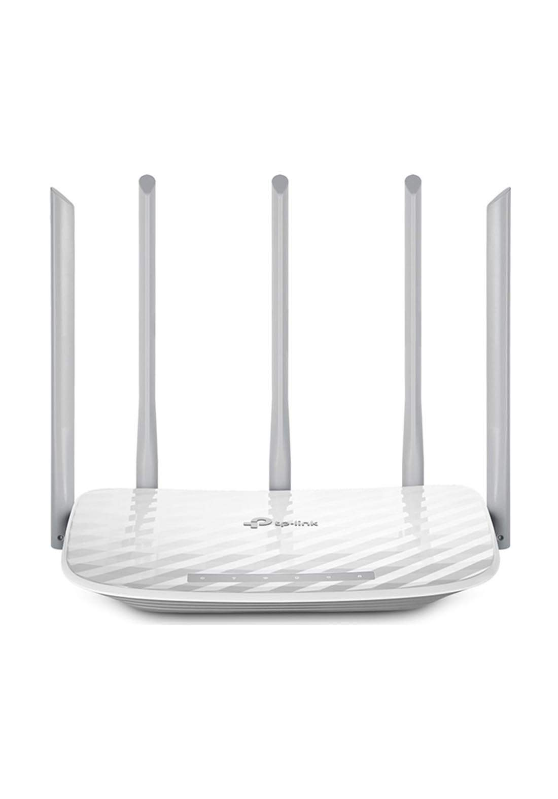 TP-Link AC1350 Wireless Dual Band Router Archer C60 - White