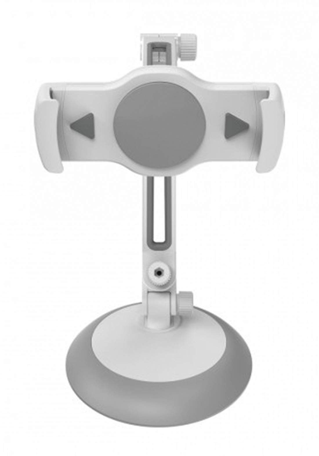 Rock (RPH-0878)10.5 Inch Phones Tablets Universal Adjustable Desktop Stand - White