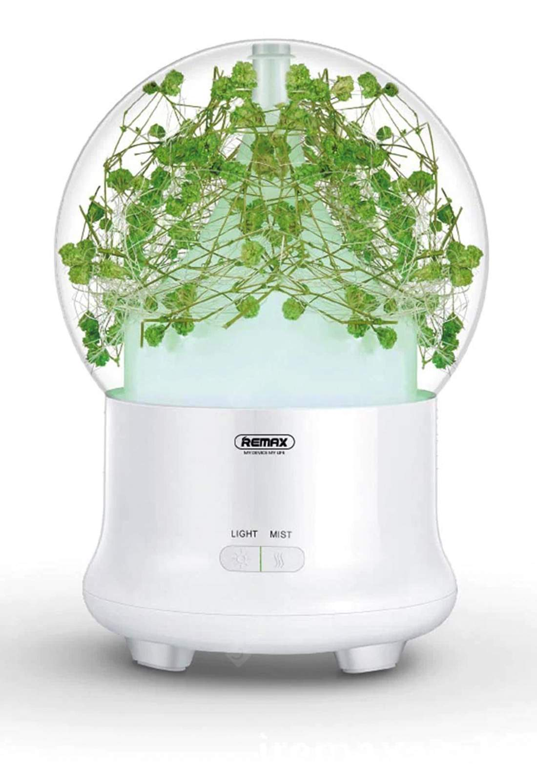 مبخرة معطرة Remax RT-A700 Flower Fragrance Lamp Purification Humidifier
