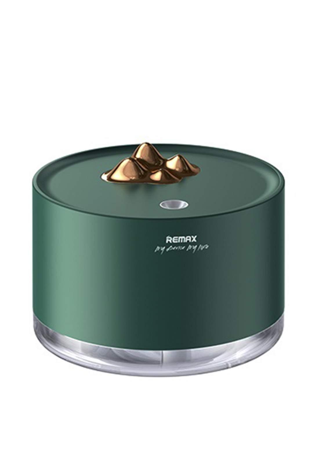 Remax RT-A300 Desktop Mini Drop Air Usb Mist Humidifier With Led Light مبخرة معطرة