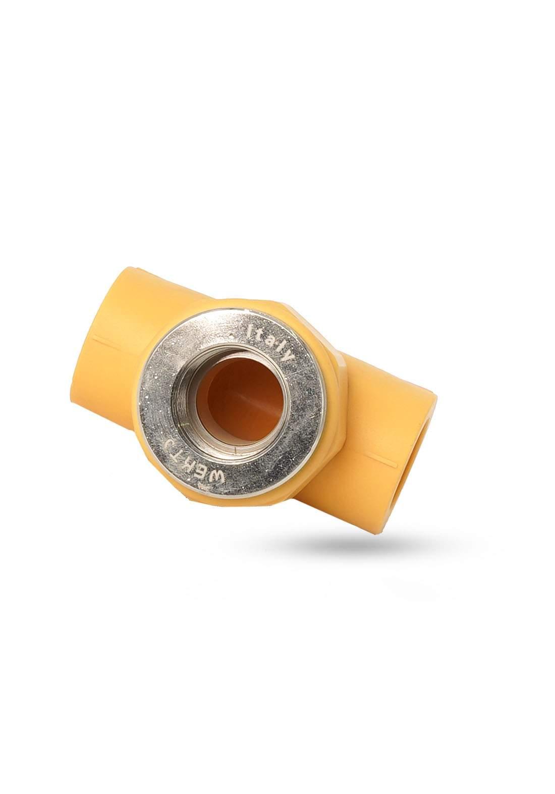 "Wekts 5281 Tooth Separator for water pipes 32  x 3/4"" تقسيم سن داخلي لأنابيب المياه"