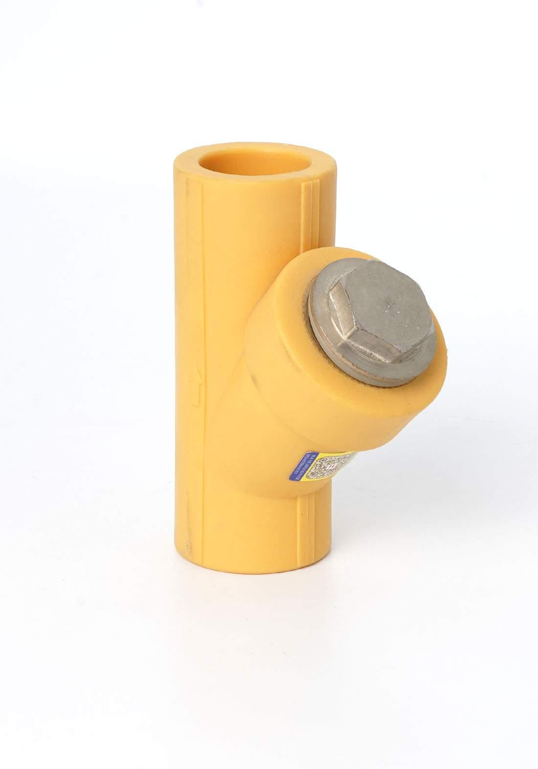 Wekts 5210 Splitting a advanced filter for pipes 32 mm تقسيم فلتر ماطور للأنابيب