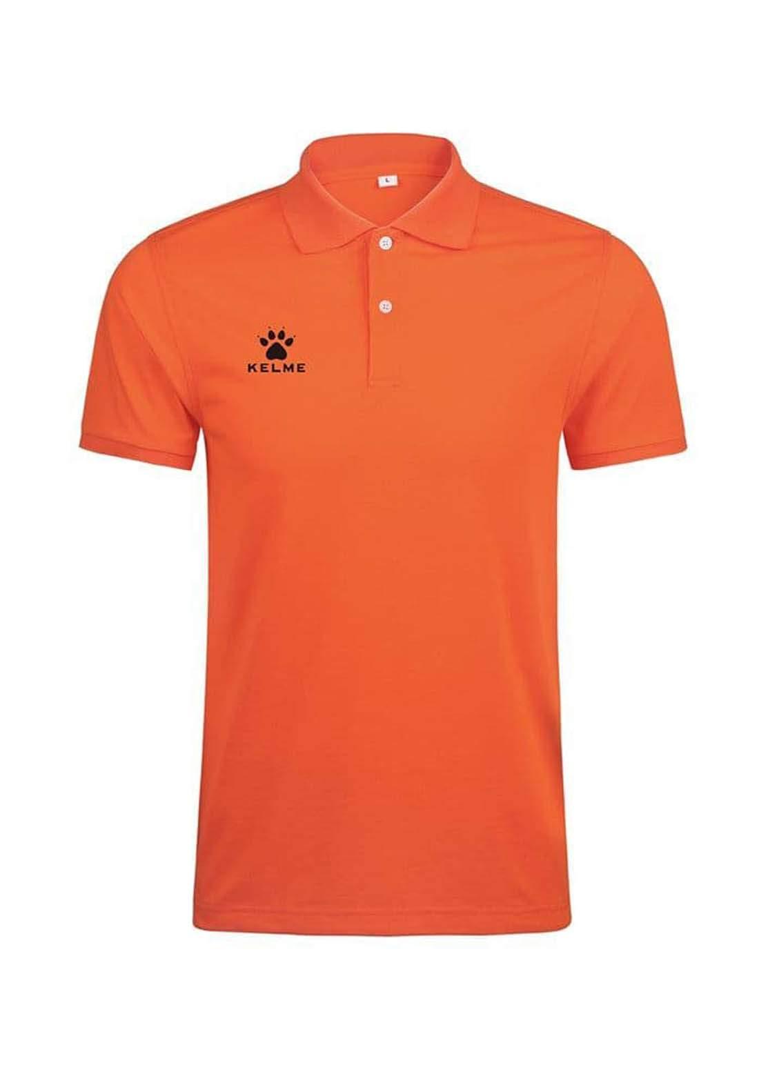 تيشيرت رجالي رياضي برتقالي اللون من Kelme