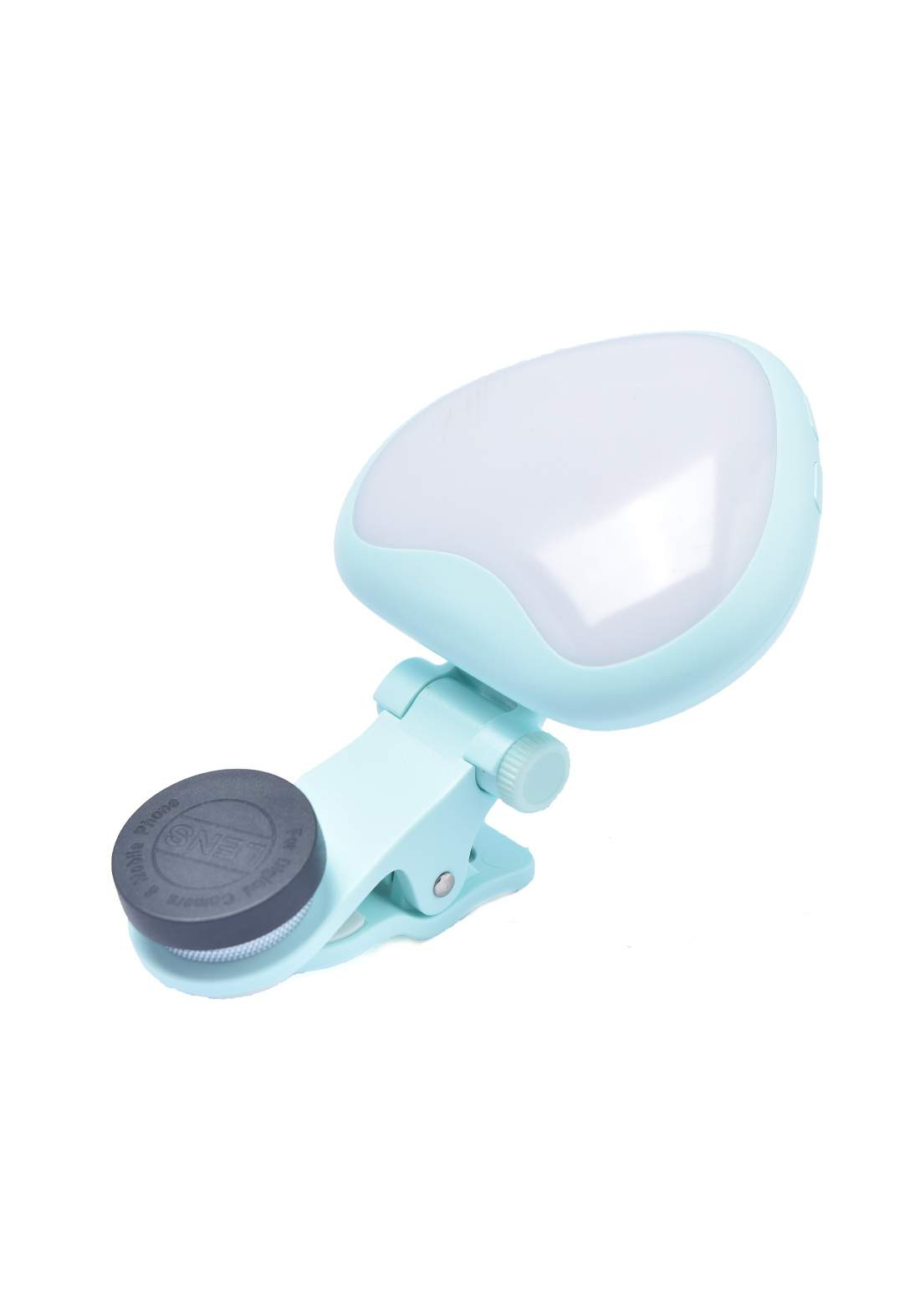 Minigood  Beauty LED Flash Lights and Lens عدسة مع فلاش للموبايل