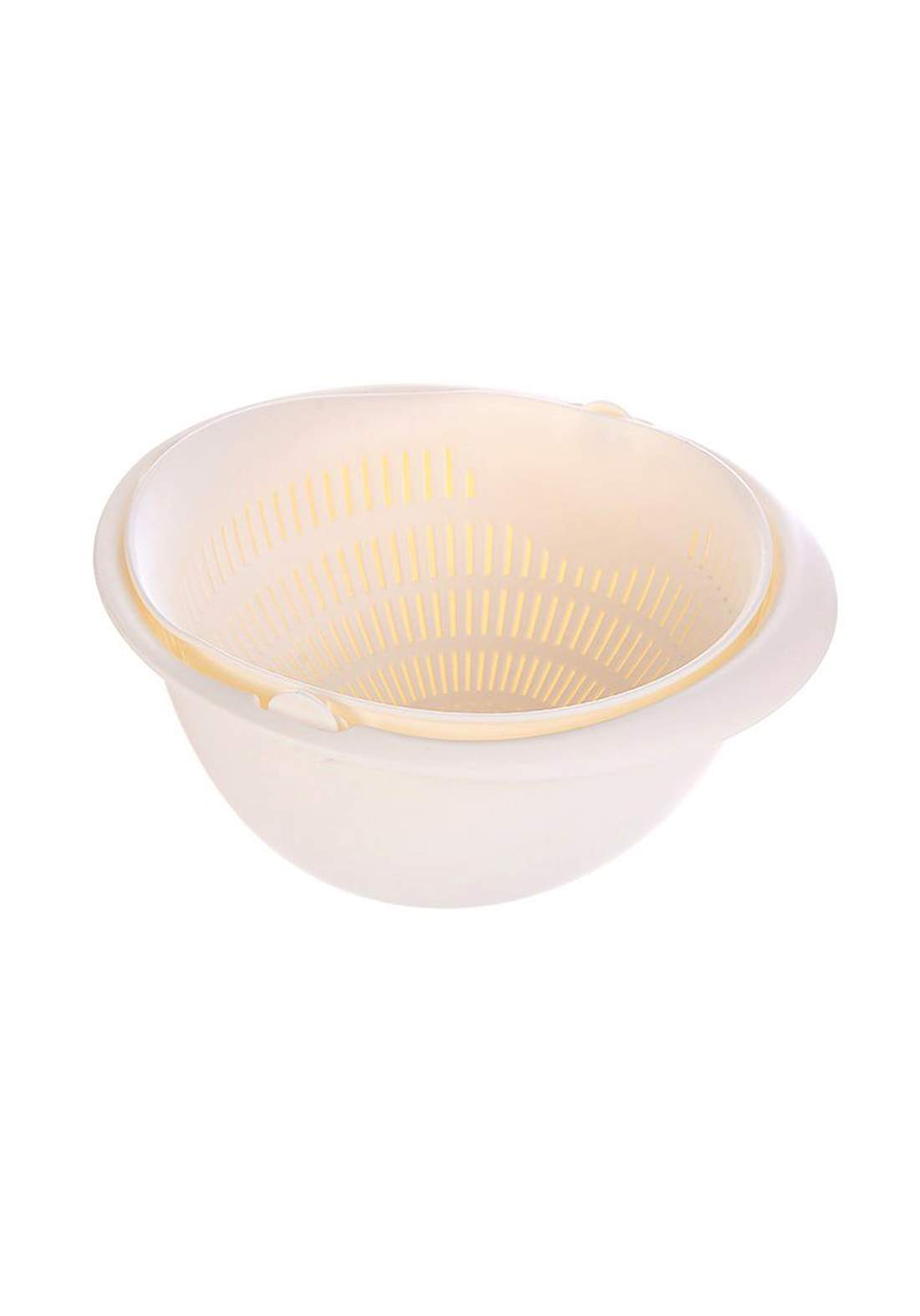 مصفي و وعاء طعام قلاب