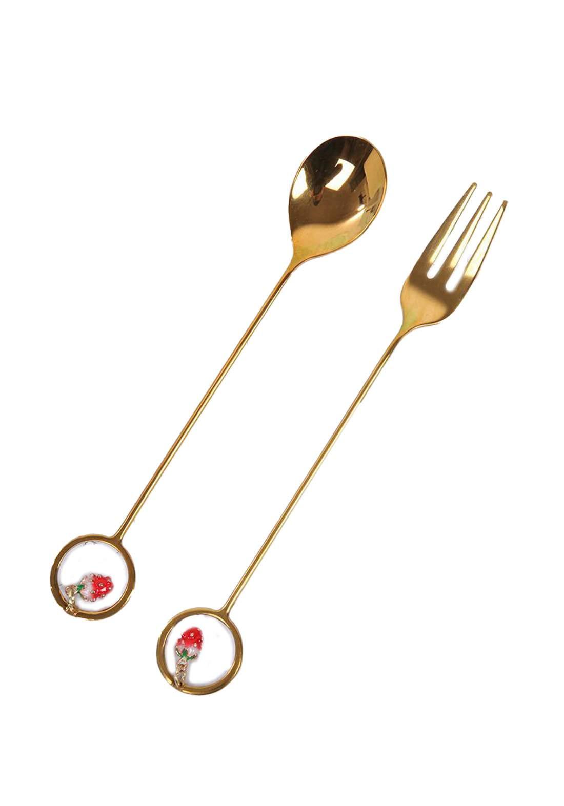 Spoon & Fork ملعقة مع شوكة