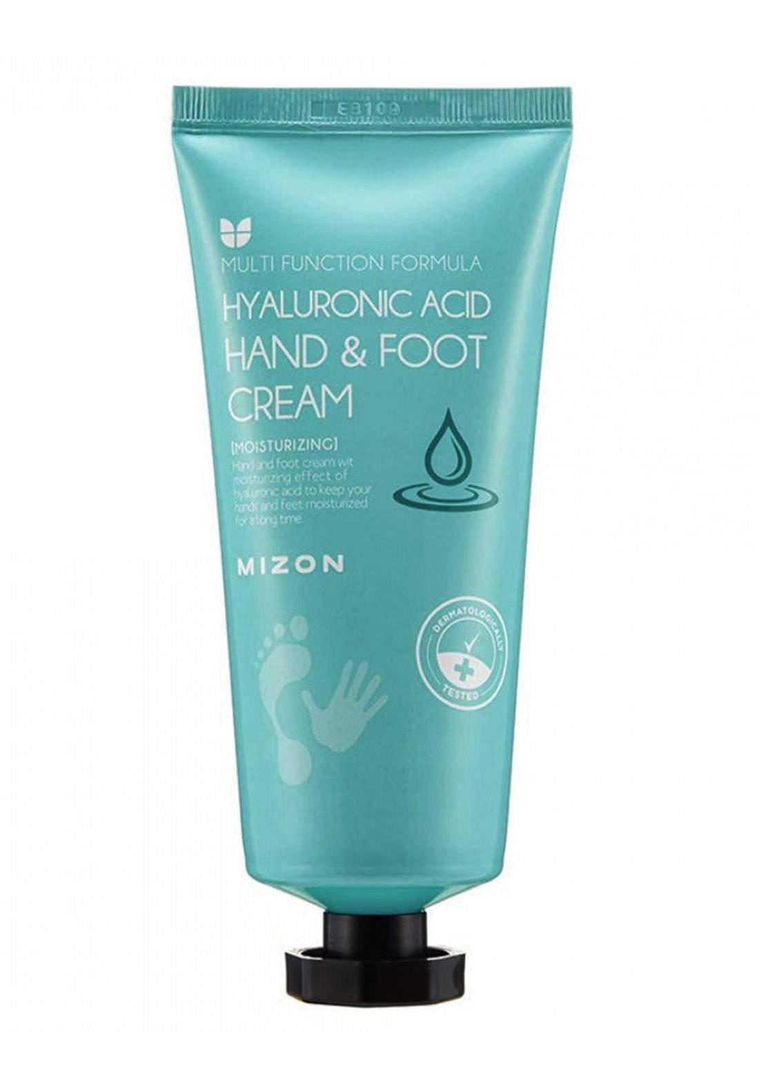 Mizon Hyaluronic Acid Hand & Foot Cream 100ml كريم لليدين والقدمين