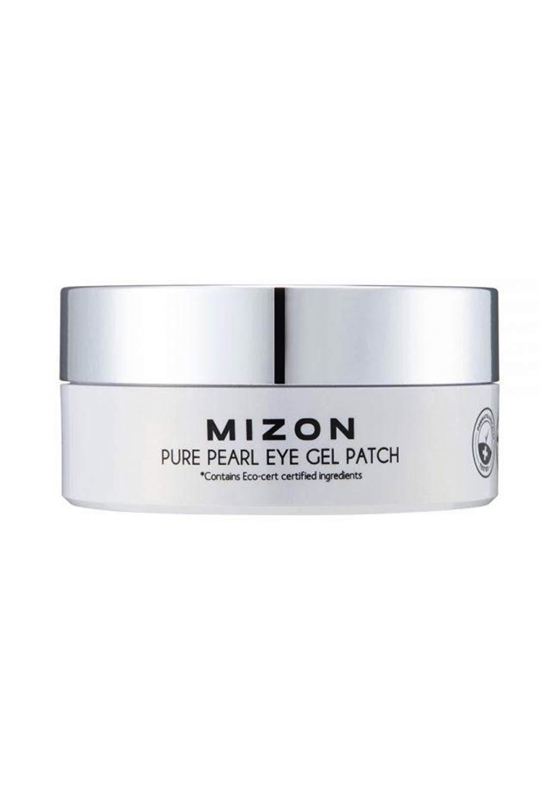 Mizon Pure Pearl Eye Gel Patch 60ea  لصقات للعين
