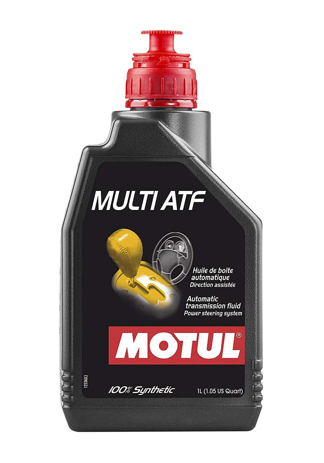 Motul Multi ATF  Transmision Multi ATF 100% Synthetic 1 L زيت لناقل الحركة