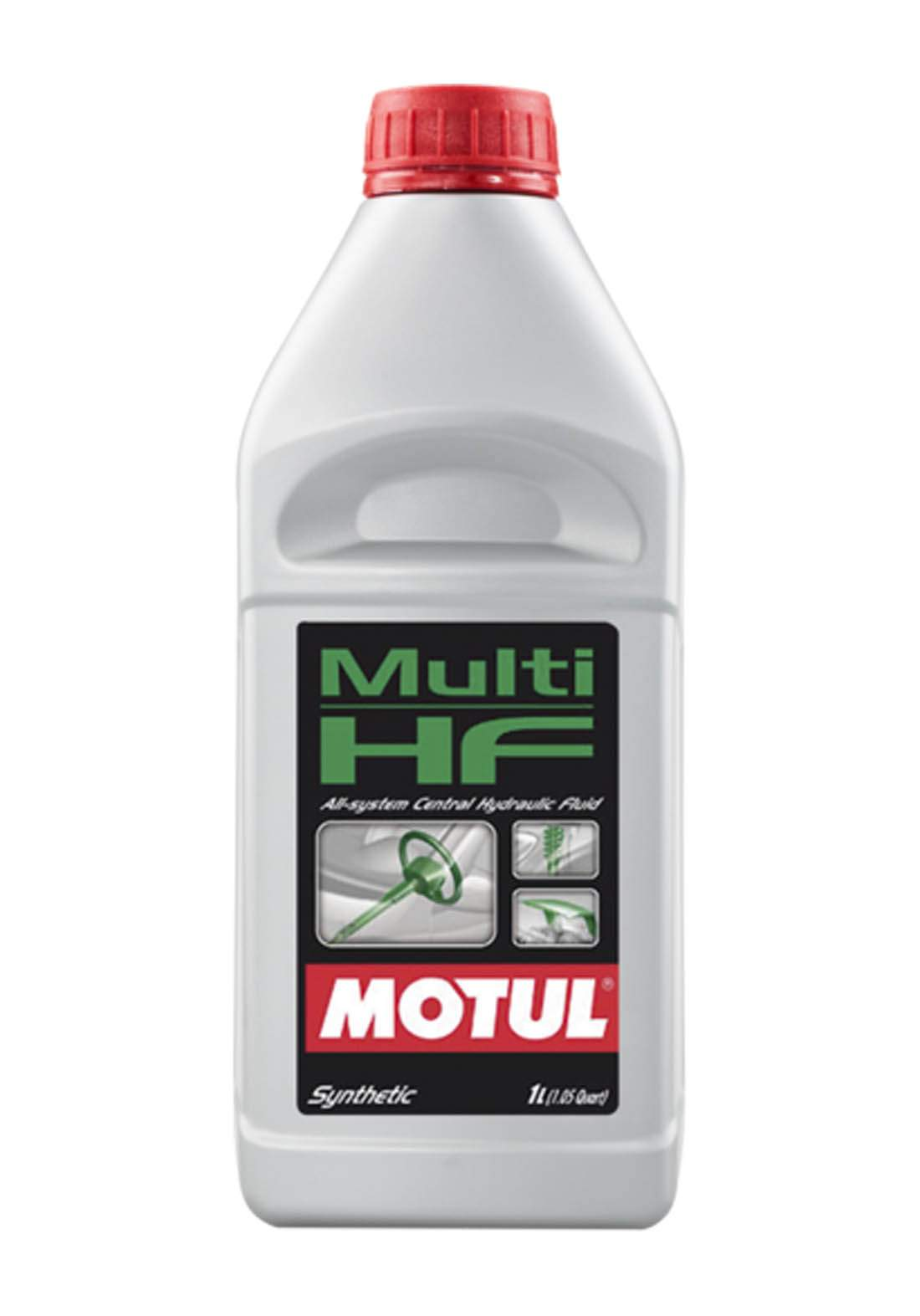 Motul Multi HF Hydraulic Fluid 1pc Fit AUDI  1 L زيت هيدروليك