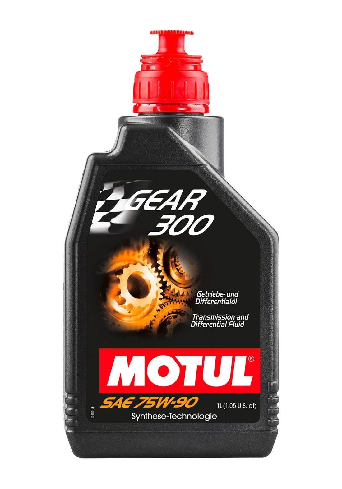 Motul Gear 300LS 75w90 Gear oil 1 L زيت ناقل الحركة اليدوي