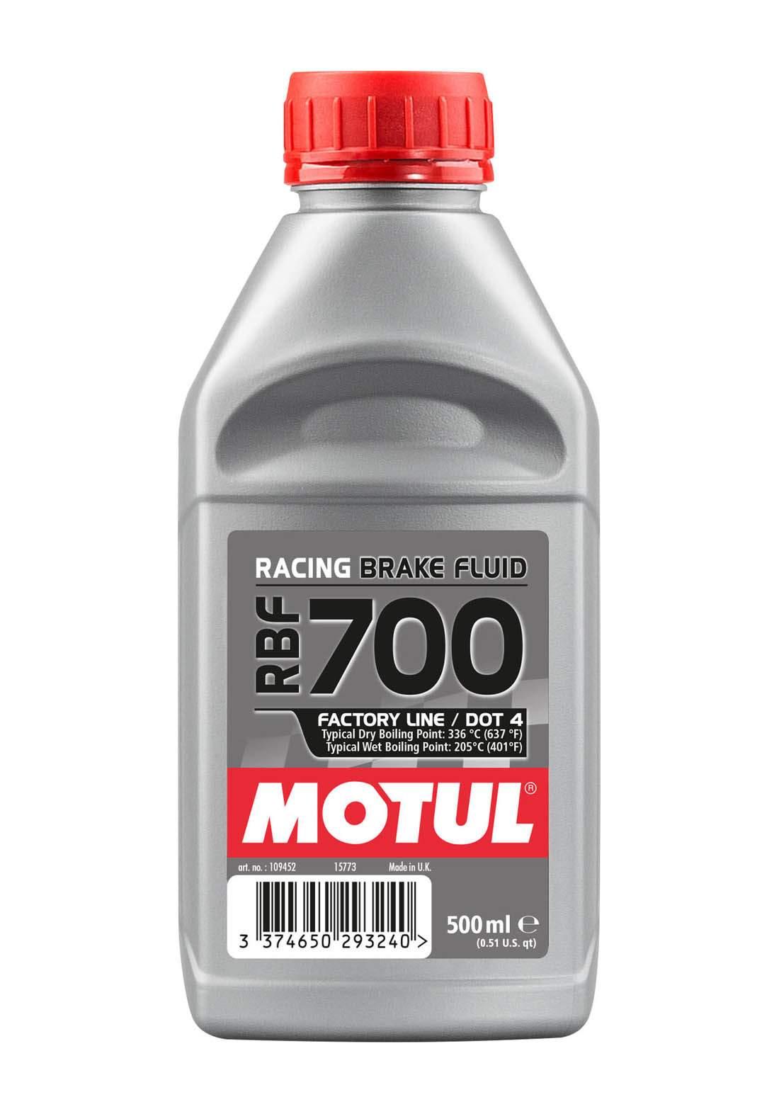 Motul Dot4 700  Brake Fully Synthetic 500 ml زيت للفرامل