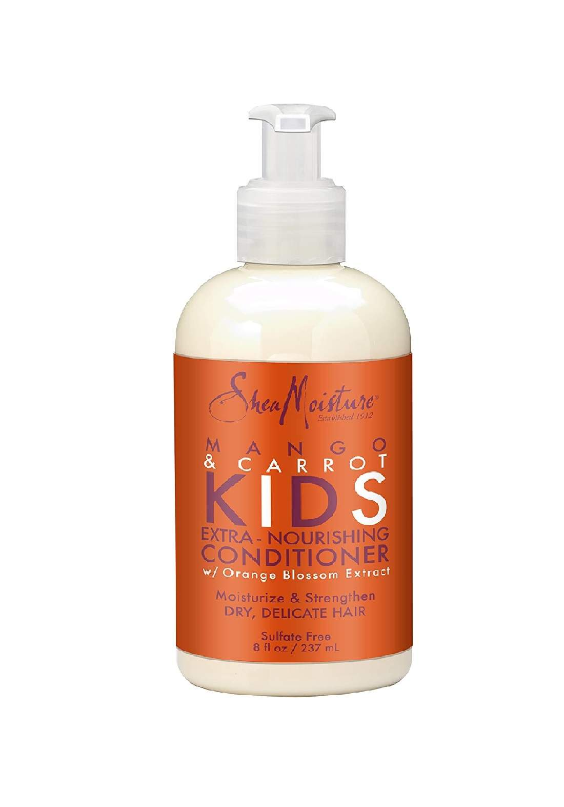 SheaMoisture Kids Mango And Carrot Extra-Nourishing Conditioner 236ml بلسم مغذي للاطفال