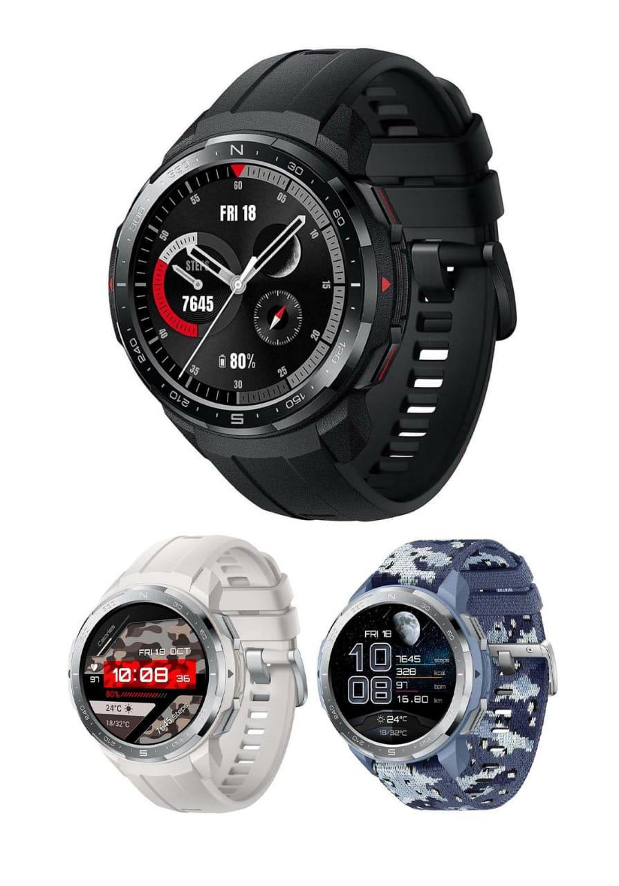Honor GS Pro Smart Watch  ساعة ذكية