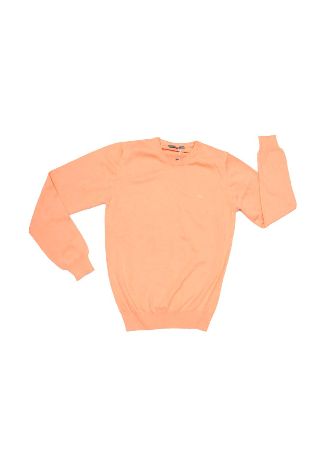 بلوز رجالي برتقالي اللون