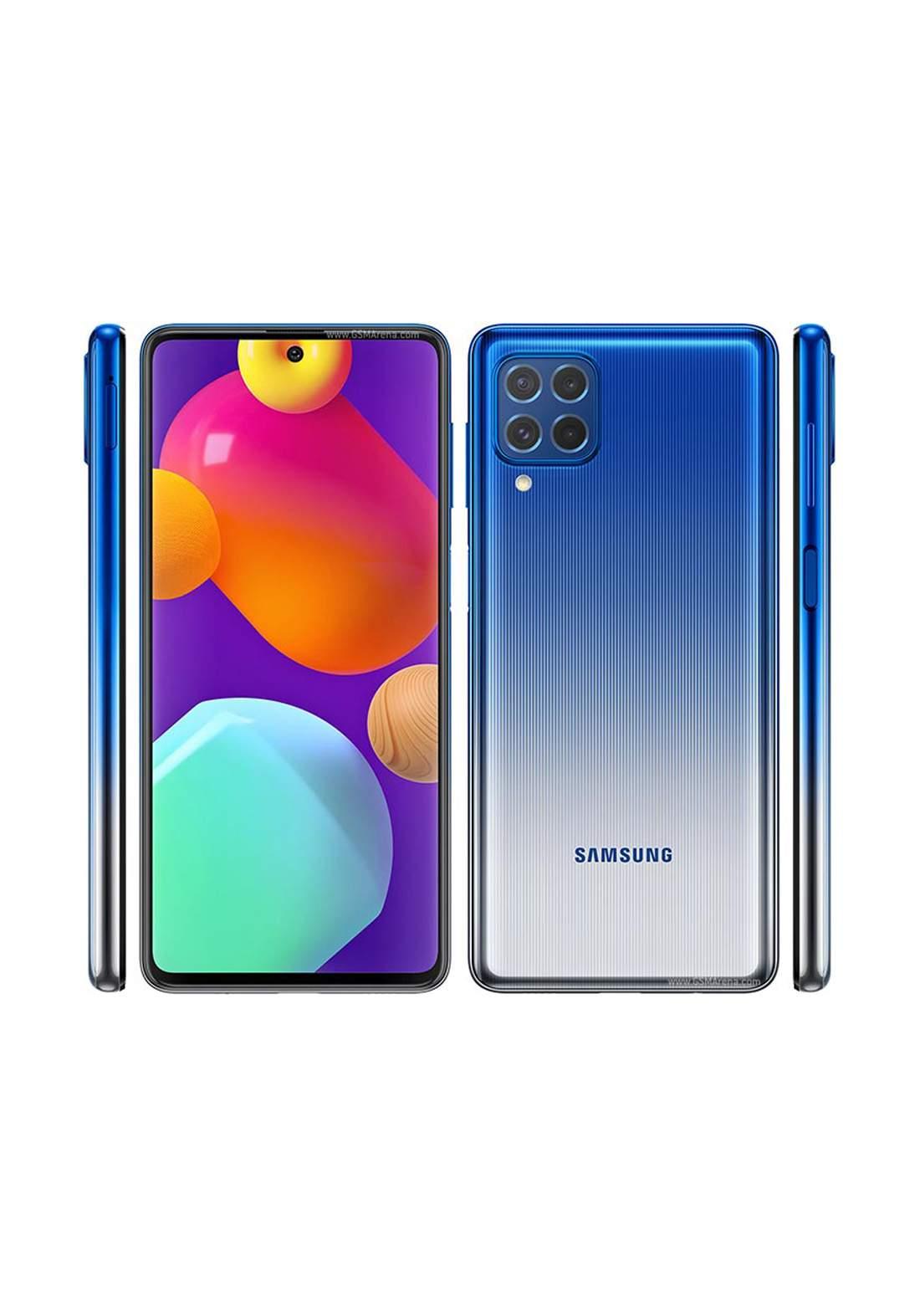 Samsung Galaxy M62 Dual SIM 8 GB RAM 128 GB- Blue