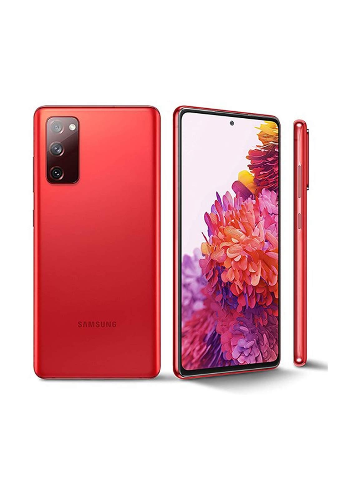 Samsung Galaxy S20FE Dual SIM  8GB RAM 128 GB-Cloud Red