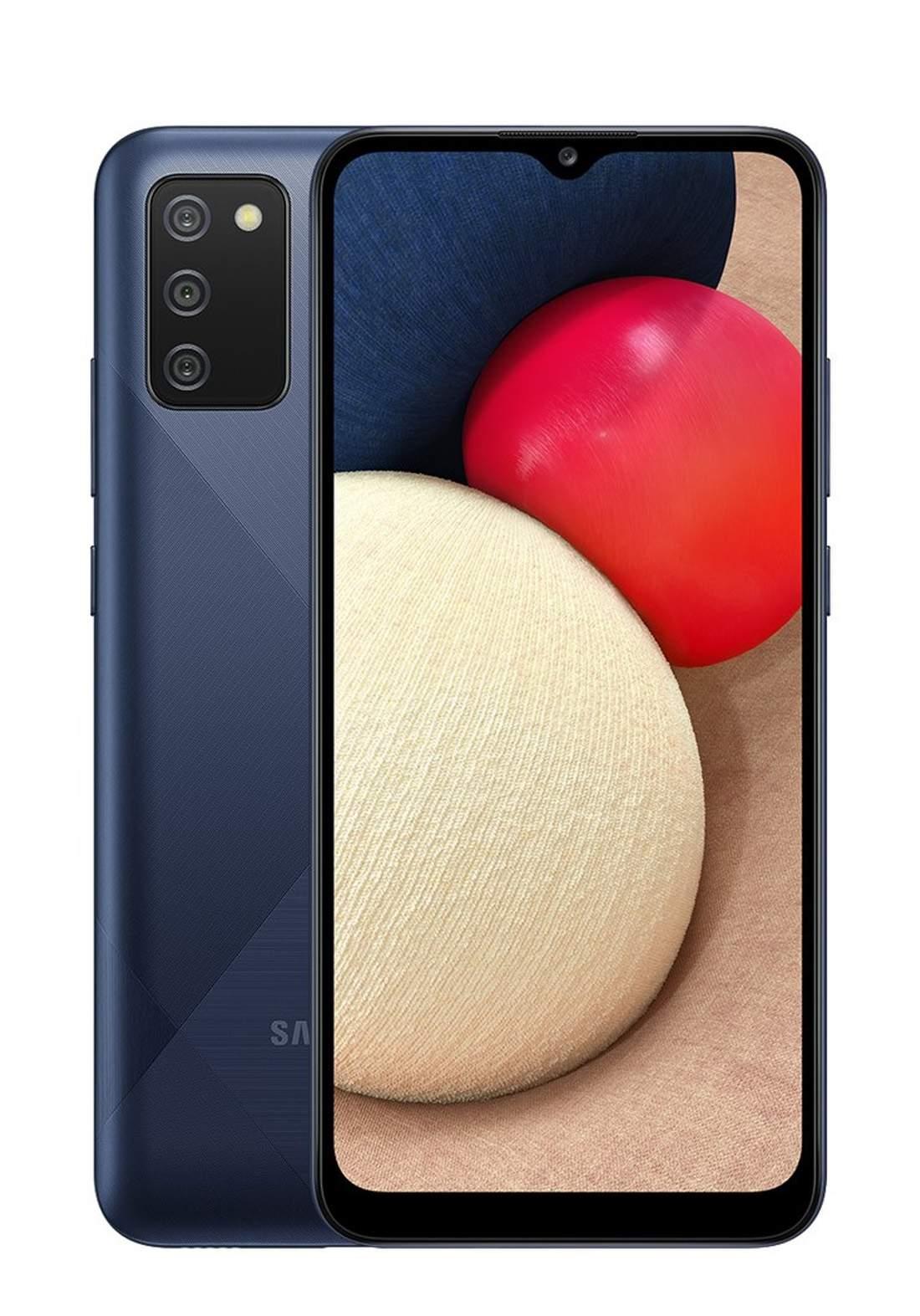 Samsung Galaxy A02s Dual SIM 4 GB RAM 64 GB - Blue