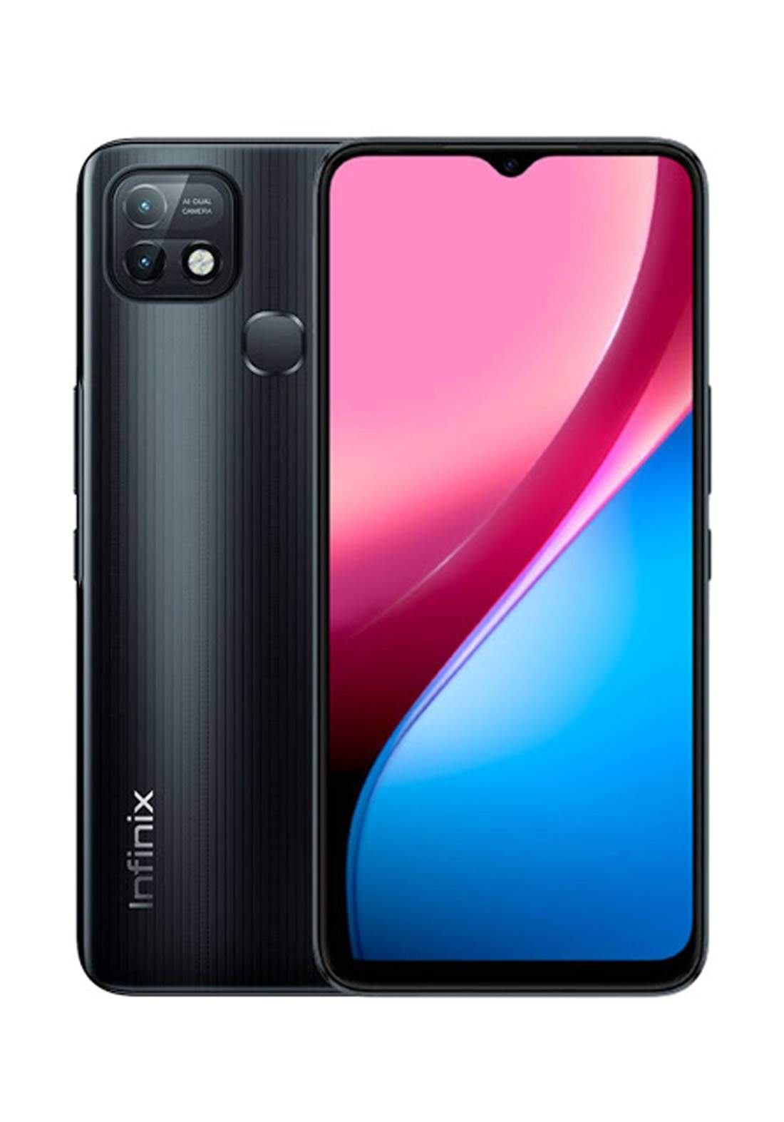 Infinix Hot 10i  Dual SIM 4GB 128 RAM GB- Black