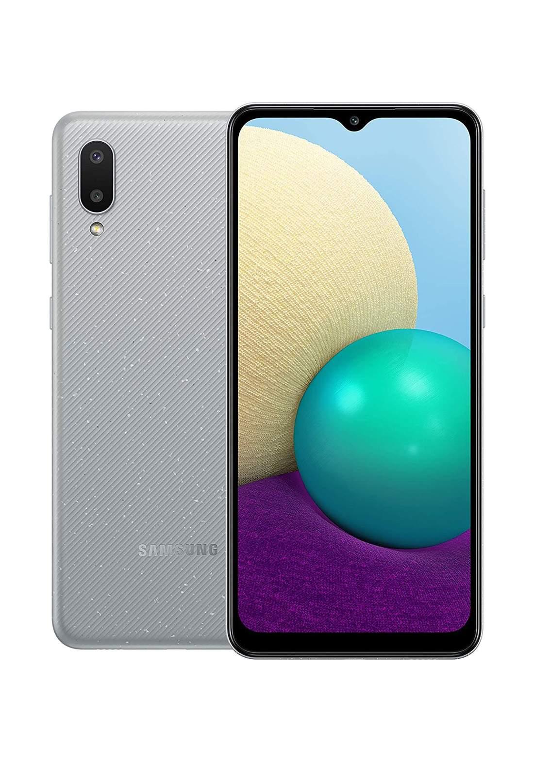 Samsung Galaxy A02 Dual SIM 3 GB Ram 64 GB- Gray