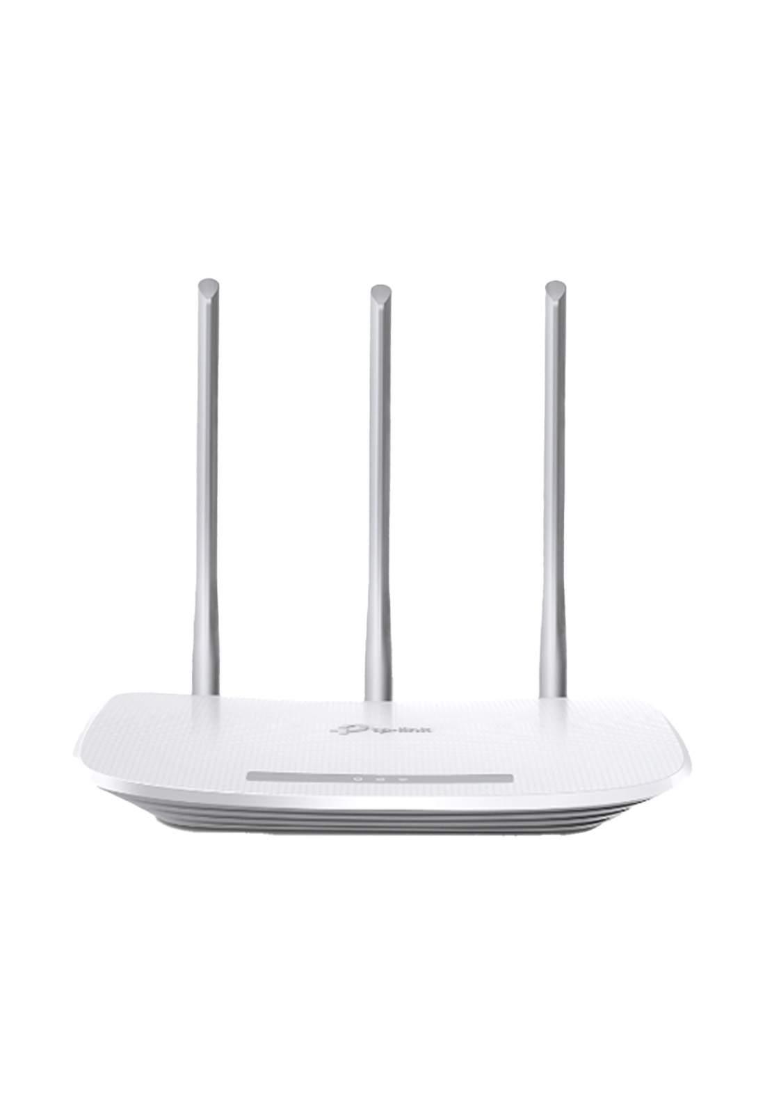 Tp-Link TL-WR845N V4 300Mbps Wireless N Router - White