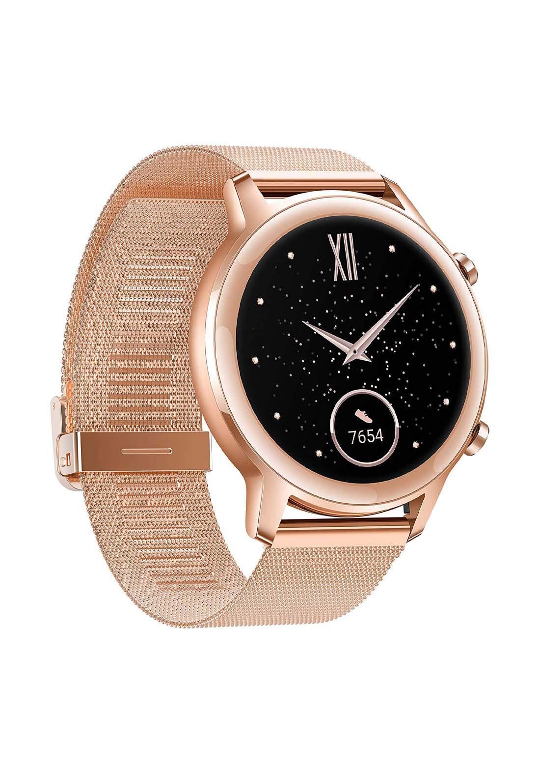 Honor  MagicWatch2 Smart Watch 42mm - Gold ساعة ذكية