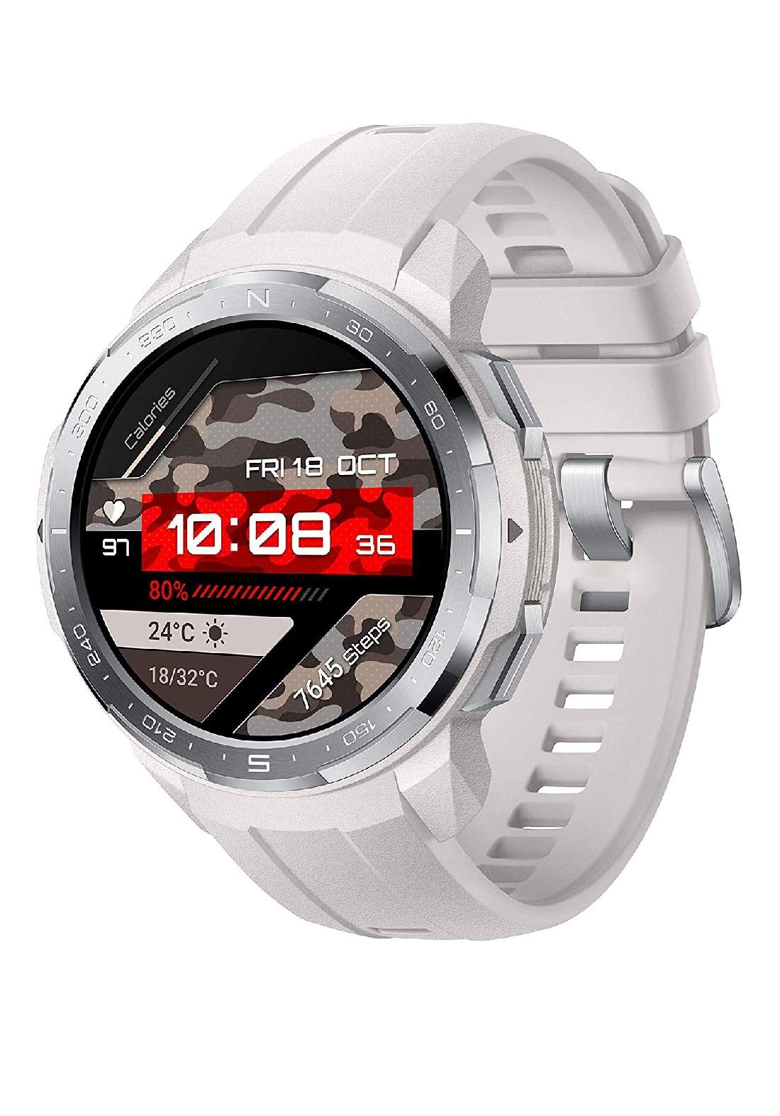 HONOR Watch GS Pro - White