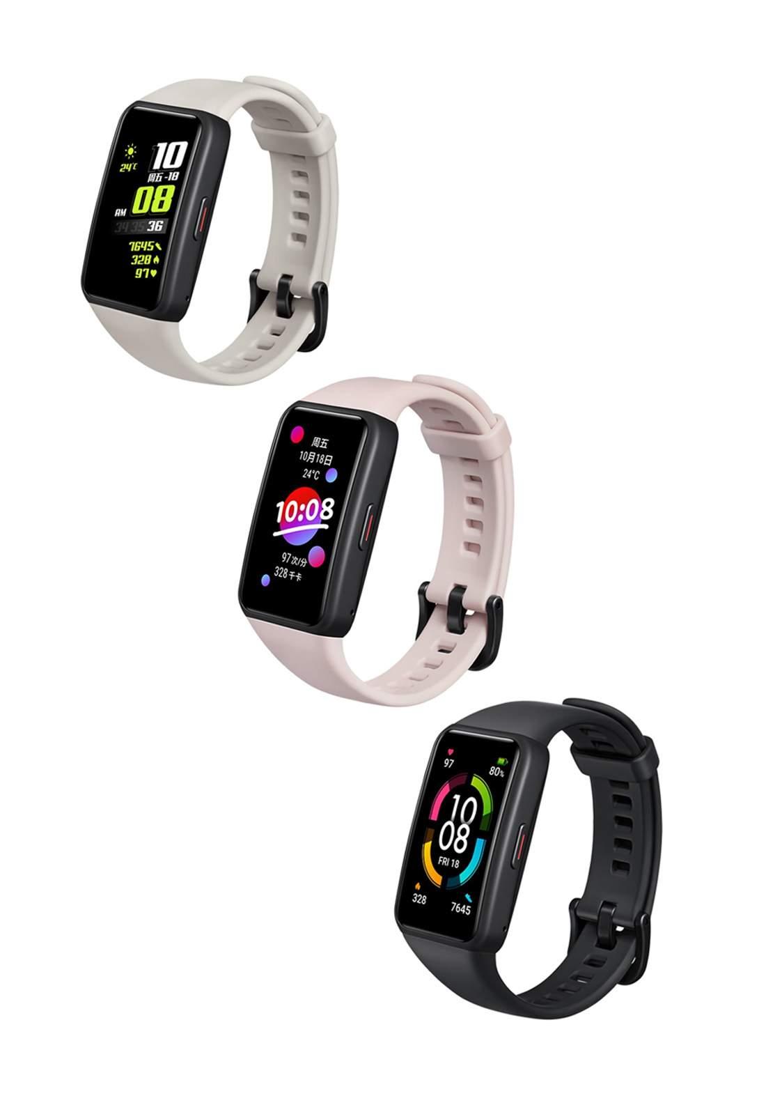Honor Band 6 Smart Watch ساعة ذكية