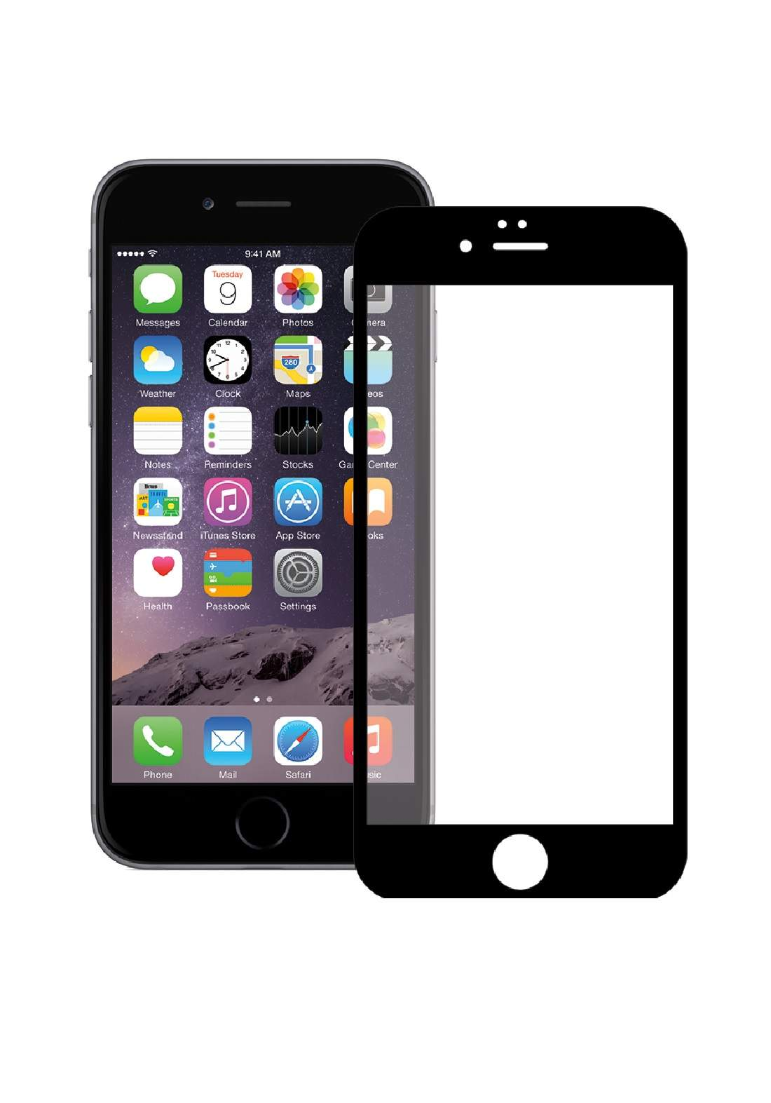 Screen Protector for  iPhone 6 واقي شاشة
