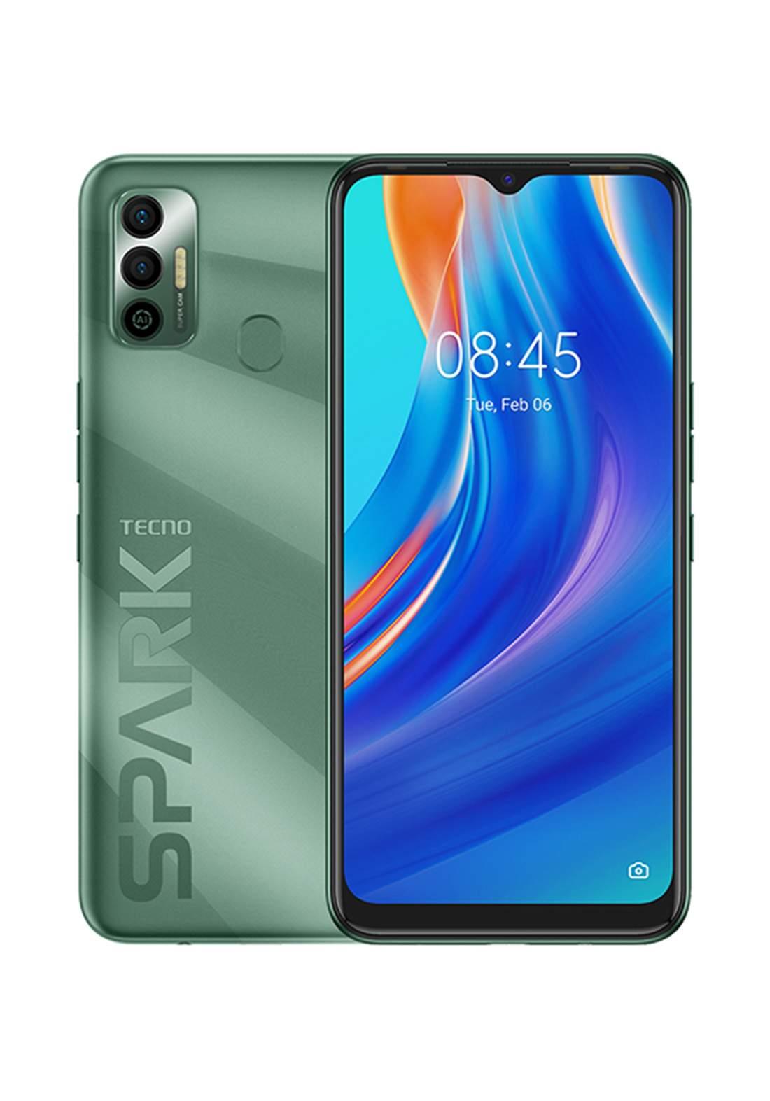 Tecno Spark 7 - Dual SIM - 3 GB RAM - 64 GB - Spruce Green