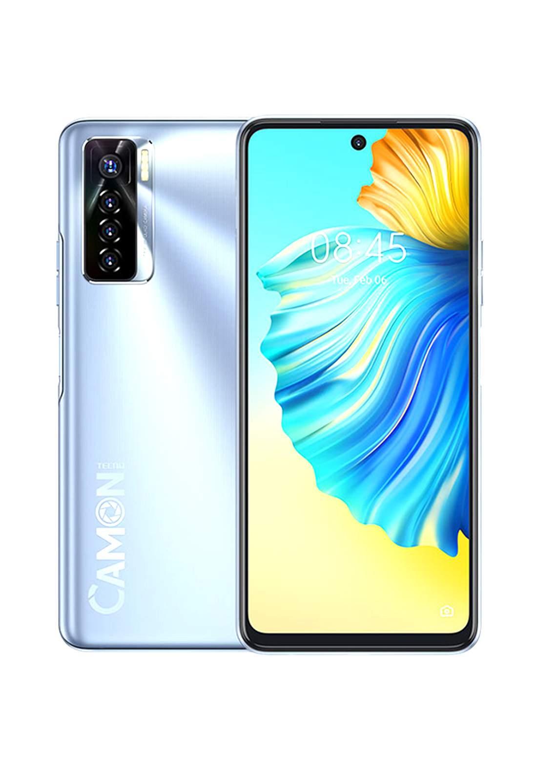 Tecno Camon 17 Pro  - Dual SIM - 8 GB RAM - 128 GB - California Silver