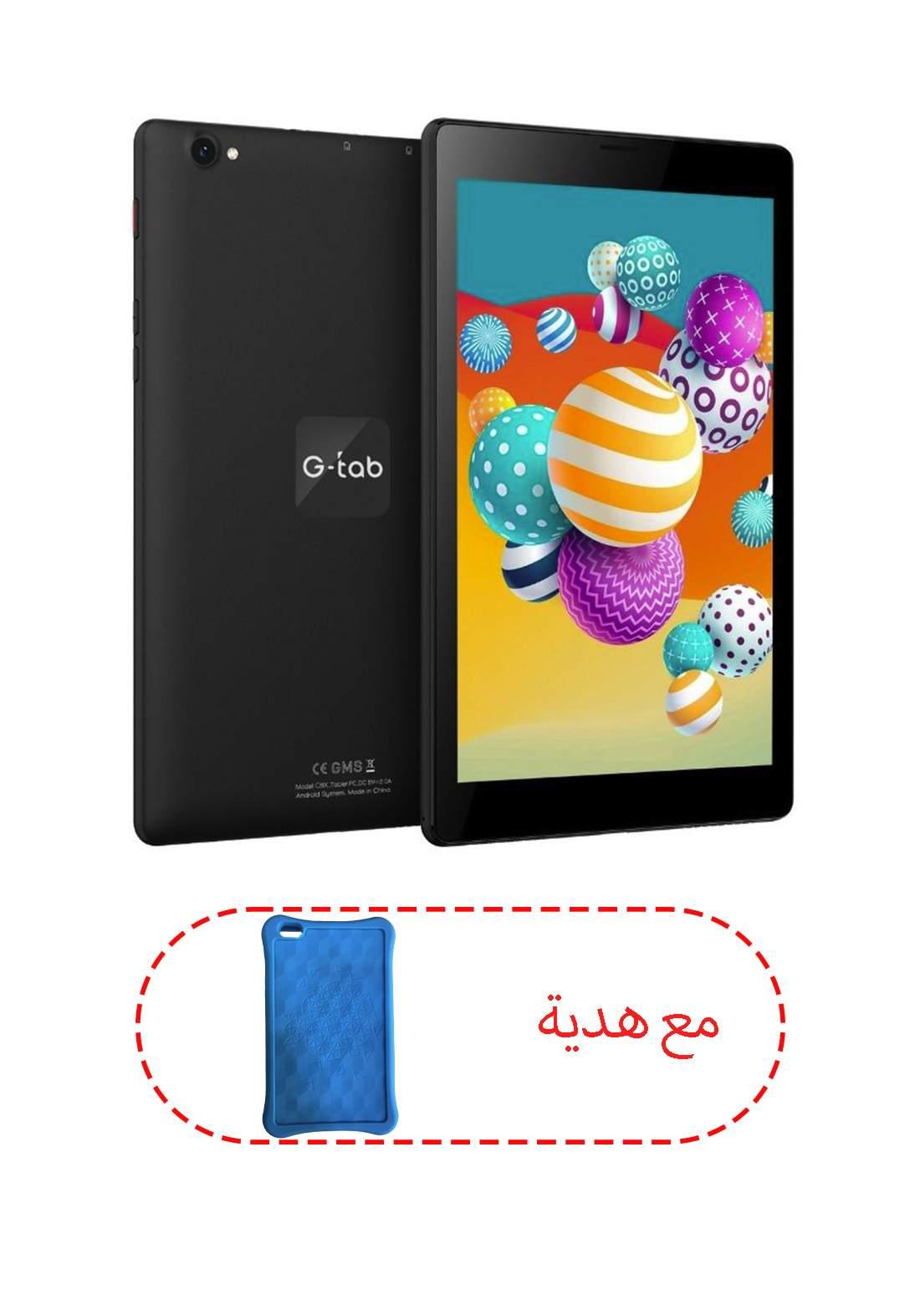 G-tab C8X -  3GB - 32GB -Black
