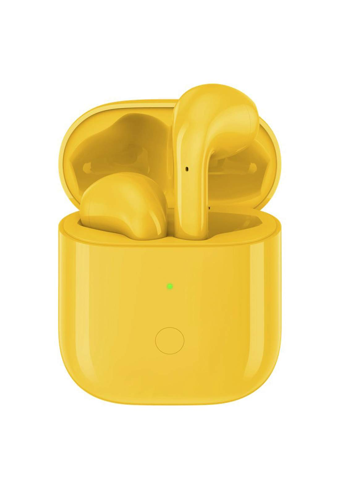 Realme Buds Air True Wireless  Earphones - Yellow سماعة لا سلكية