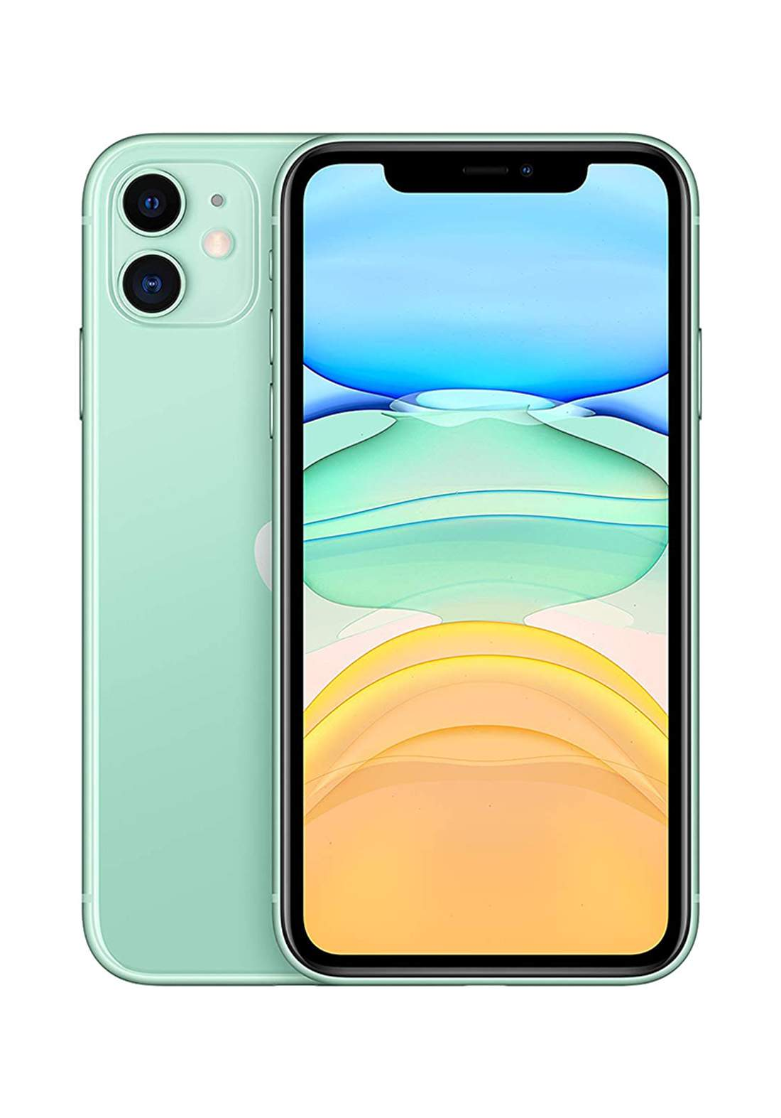 Apple iPhone 11 Single SIM 4GB RAM 128GB  - Green