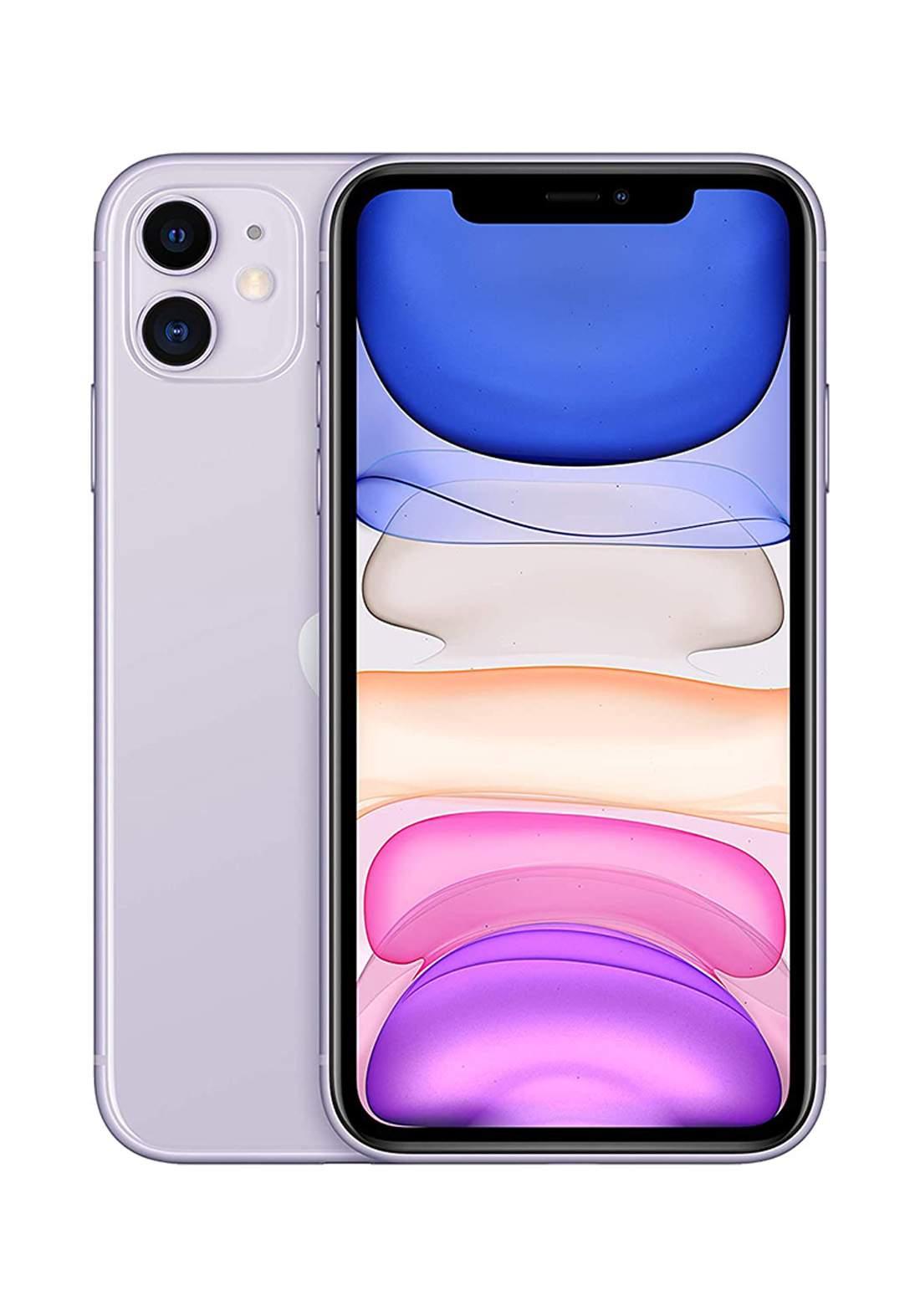 Apple iPhone 11 Single SIM 4GB RAM 128GB  - Purple